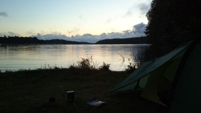 Microäventyr vid Åvaviken